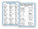Beware of Cat Signs